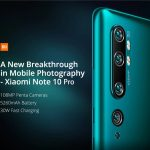 coupon, gearbest, Xiaomi Mi Note 10 Pro 108MP Penta Camera Smartphone