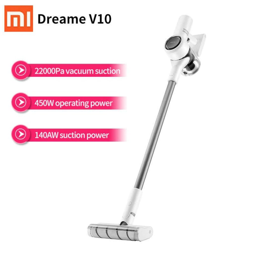 geekbuying, coupon, banggood, Dreame V10 Handheld Cordless Vacuum Cleaner