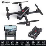 kupon, banggood, Eachine EX3 GPS 5G WiFi FPV dengan 2 K Kamera Aliran Optik OLED Switchable Remote Brushless Lipat RC Drone Quadcopter RTF
