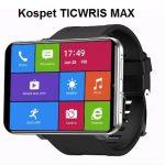 coupon, gearbest, Ticwris Max 4G Smart Watch Phone