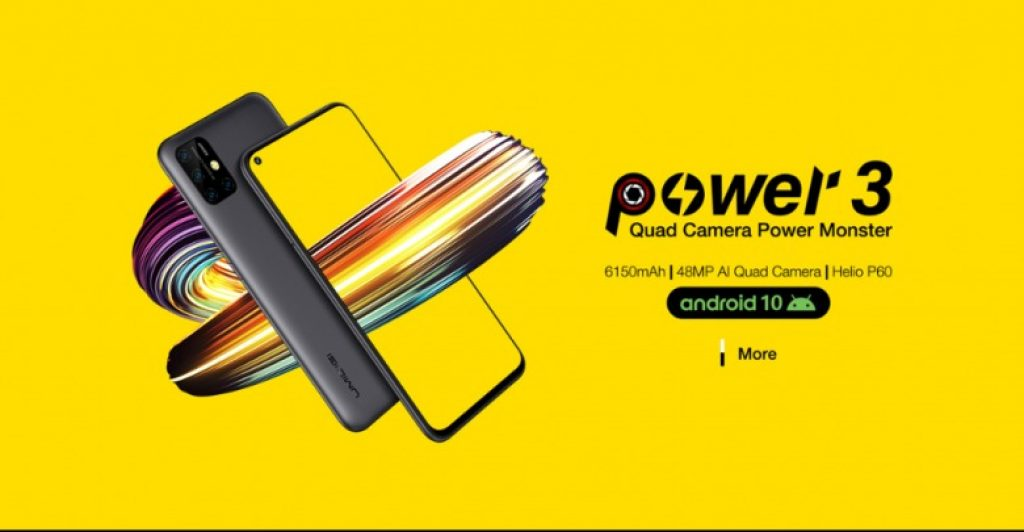coupon, banggood, UMIDIGI Power 3 Smartphone