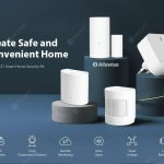 쿠폰, gearbest, Alfawise Z1 Smart Home Security Kit Wi-Fi 지그비 게이트웨이