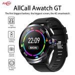 κουπόνι, banggood, AllCall Awatch GT αναγνώριση προσώπου Dual Chip Σύστημα 3G + 32G διπλές φωτογραφικές μηχανές 1260mAh μεγάλη μπαταρία 4G-LTE ρολόι τηλέφωνο