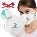 coupon, banggood, AnStar KN95 FFP2 Face Mask Anti-foaming Breathing Protective Mask Hanging Ear Face Mask Anti-fog Splash Proof PM2.5