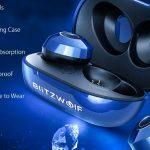 kupon, banggood, Blitzwolf® BW-FYE5 Mini True Wireless Earbuds Stereo Earphone Portable Charging Box