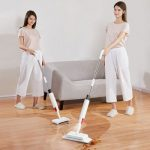 coupon, banggood, Deerma DEM-TB900 2 in 1 Smart Cordless Handheld Sweeper Spray Mop Sterilization Dust Rechargeable from Xiaomi Youpin