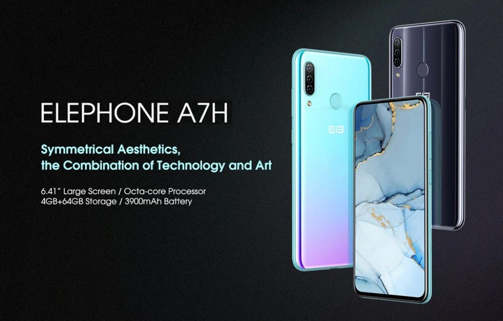 coupon, gearbest, ELEPHONE A7H 6.41 inch Smartphone