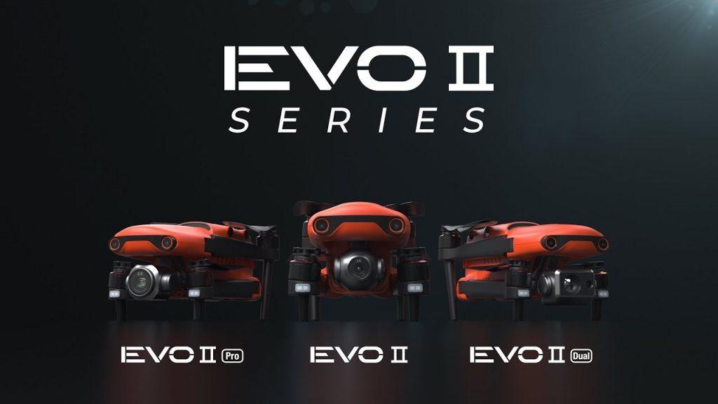 kupong, banggood, EVO 2-serie EVO II PRO RC Drone Quadcopter