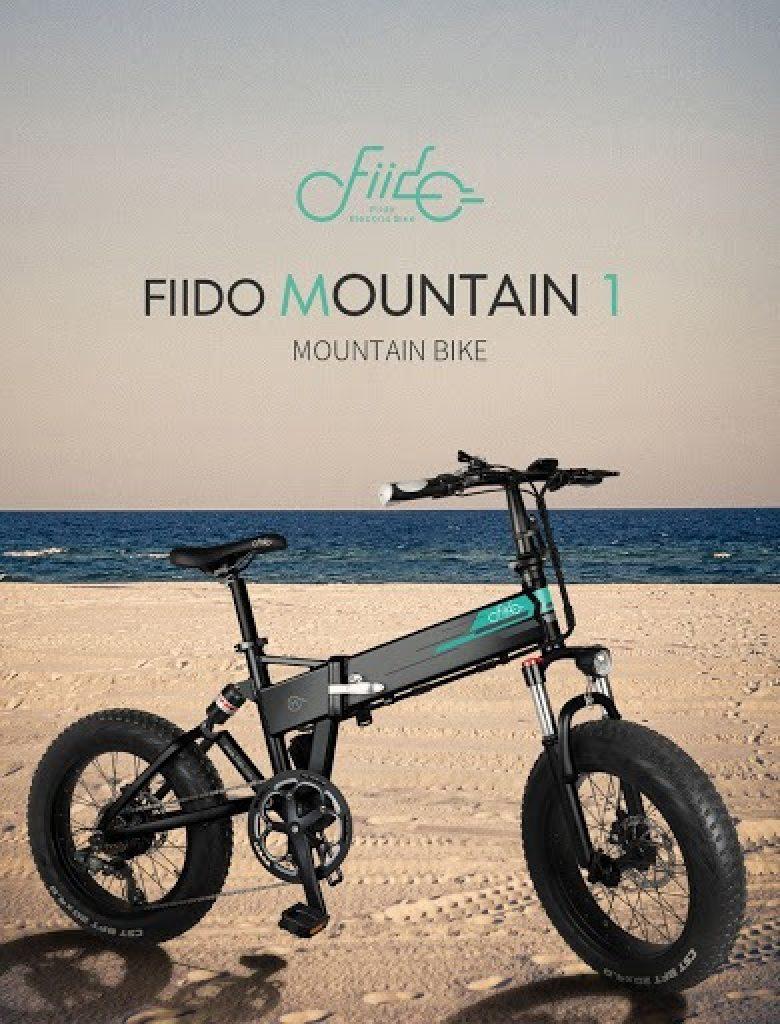 tomtop, geekbuying, coupon, banggood, FIIDO M1 Electric Bike