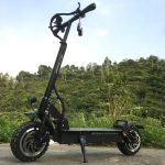 coupon, gearbest, FLJ T113 11inch 60V 3200W Dual Motor Electric Scooter