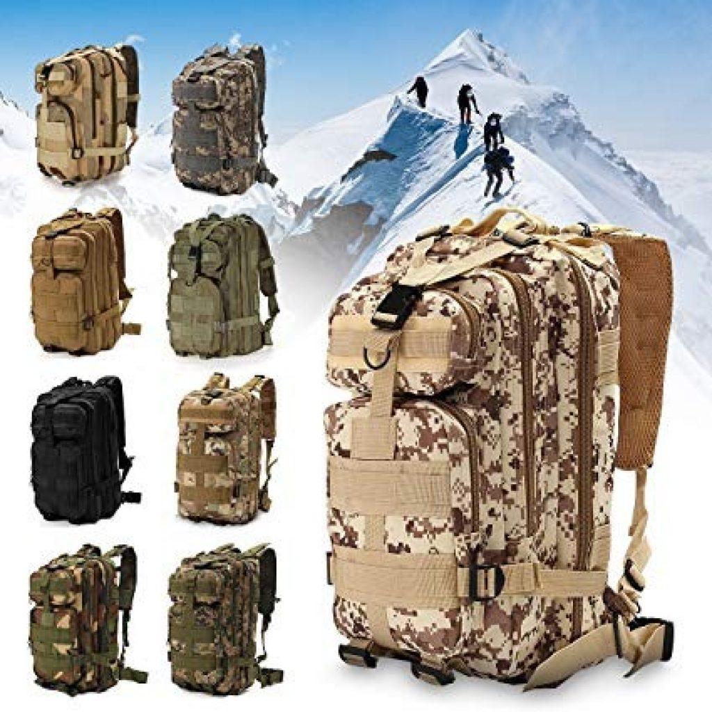 купон, бангод, ИПРее® Возачи на отвореном Тактички руксак Спортски кампирање Треккинг планинарска торба