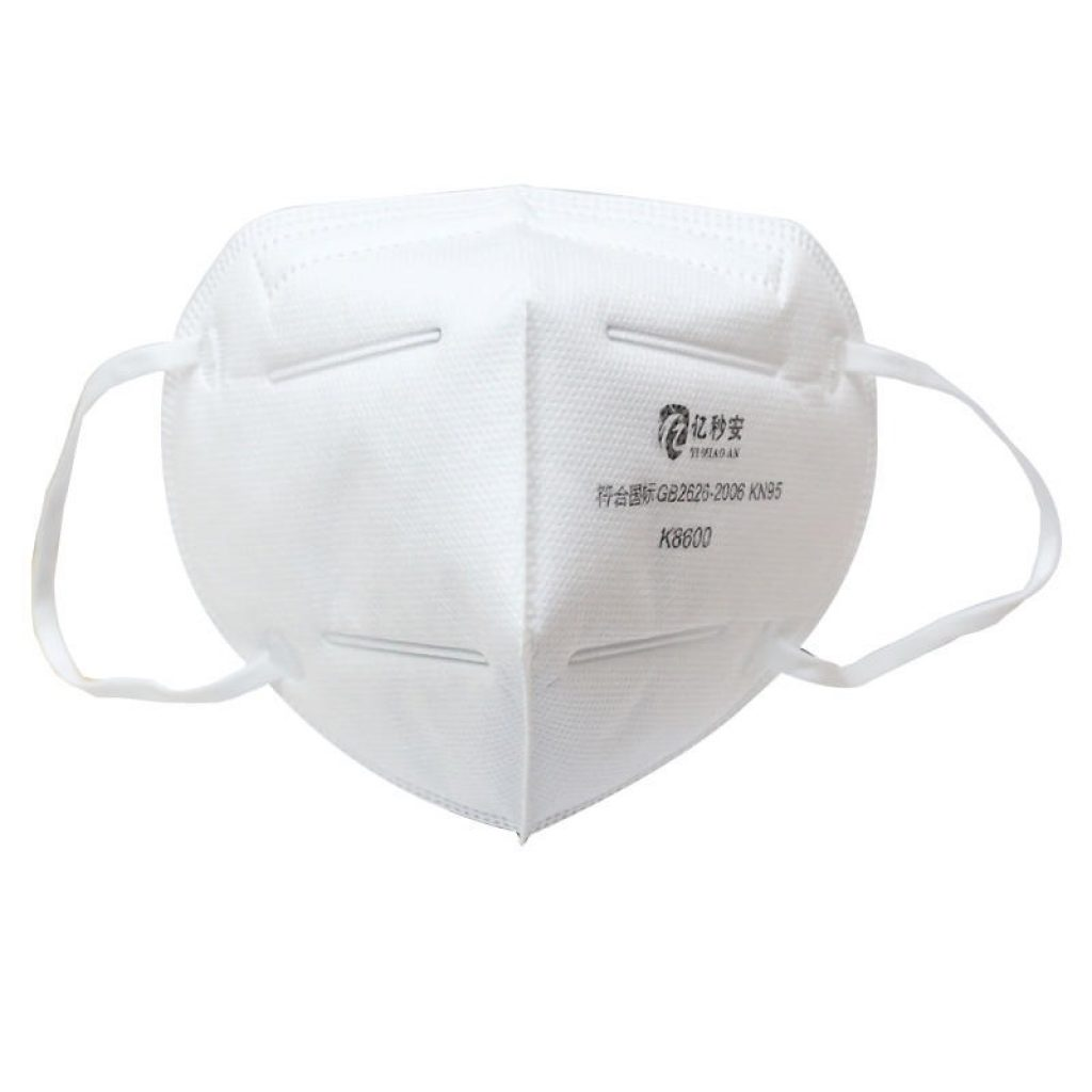 gearbest, coupon, banggood, KN95 FFP2 3D Foldable Dust Mask Fabric Anti Virus