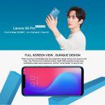 kupon, banggood, Lenovo S5 Pro Global Bersyon 6.2 pulgada 6GB RAM 128GB ROM Snapdragon 636 Octa core 4G Smartphone