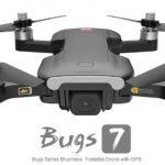 geekbuying, coupon, banggood, MJX Bugs B7 GPS With 4K 5G WIFI Camera Optical Flow Positioning Brushless Foldable RC Quadcopter