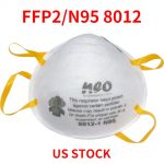 kupong, girbest, N95 FFP2 Valved Respirator Dust Face Mask Flu Protection