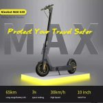 coupon, gearbest, Ninebot MAX G30 Electric Scooter