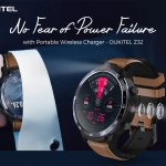 kupon, dişli, OUKITEL Z32 4G Smartwatch Telefon