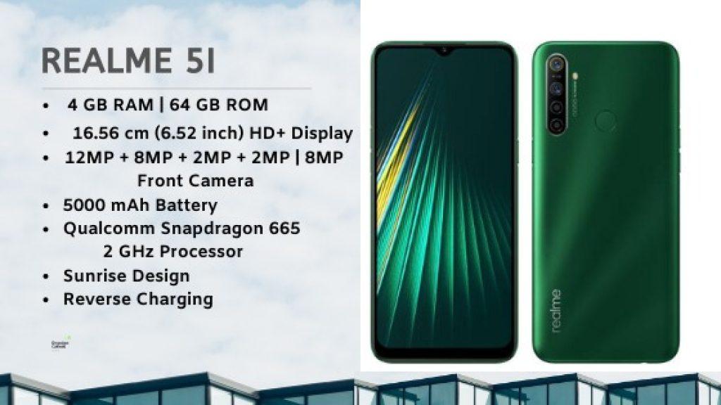 kupon, banggood, Smartphone Realme 5i