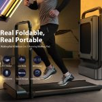 tomtop, geekbuying, banggood, κουπόνι, gearbest, WalkingPad R1 R1 Pro Indoor Portable Folding 2 in 1 Running Walking Pad