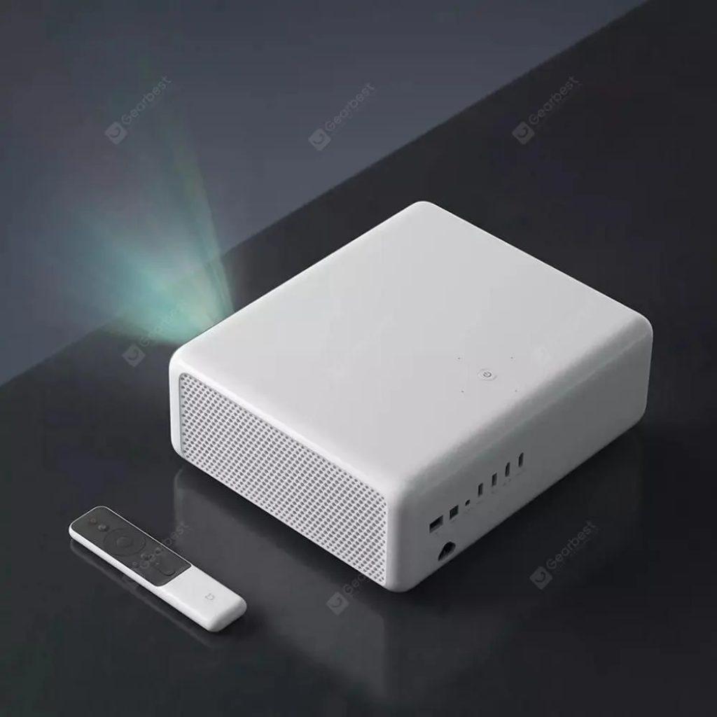 kupón, převodovka, laserový projektor Xiaomi Mijia Laserový projektor ALPD3.0