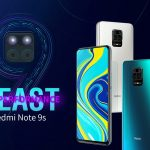 gshopper, banggood, aliexpress, geekbuying, coupon, gearbest, Xiaomi Redmi Note 9S 48MP Quad Camera Array Mobile Phone Global Version Online Smartphone