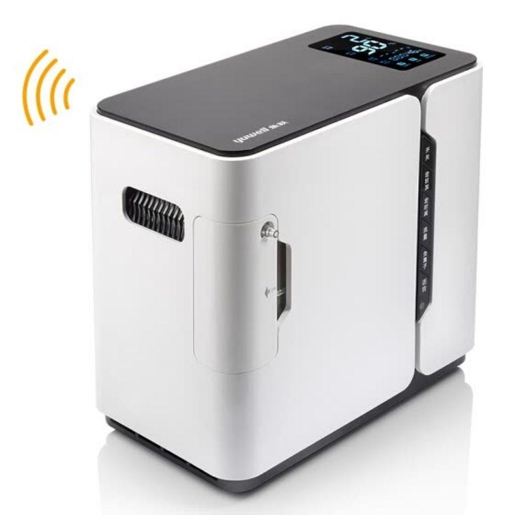 쿠폰, banggood, YUWELL 홈 산소 집중 장치 인공 호흡기 수면 산소 집중 장치 YU300 고농도 Xiaomi 생태 체인