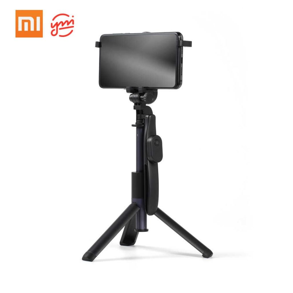 coupon, banggood, Yuemi One-Axis Gimbal Stabilizer bluetooth Remote Control Selfie Stick Extendable Tripod Monopod From Xiaomi Ecosystem