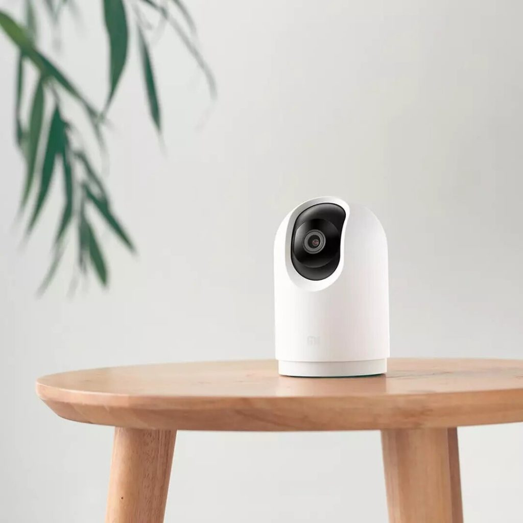 kupon, banggood, [Versi 5G] Xiaomi Mijia 1296P 2K 3 Megapiksel 360 ° Panoramic bluetooth4.2 Smart IP Kamera AI Deteksi Interkom Dua Arah Home Security Monitor