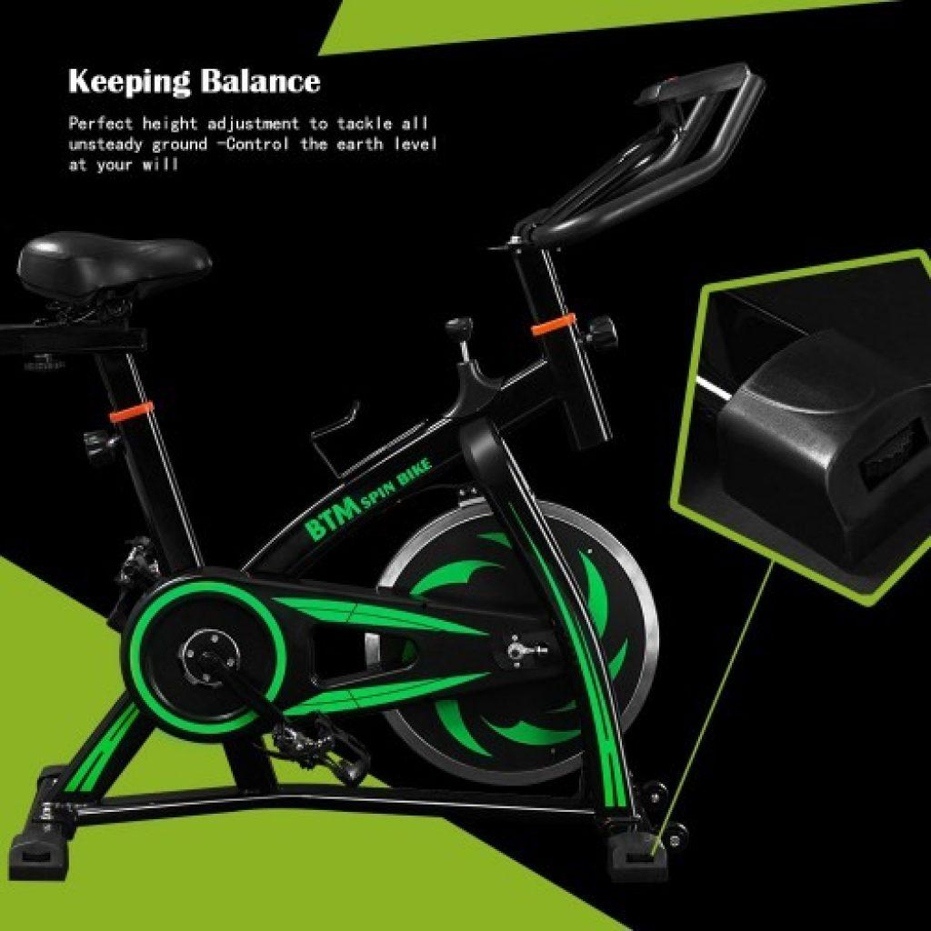 coupon, geekbuying, BTM Indoor Cycling Exercise Bike