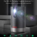kupón, náramek, přenosný projektor BlitzWolf® BW-VP4 Full HD 3D