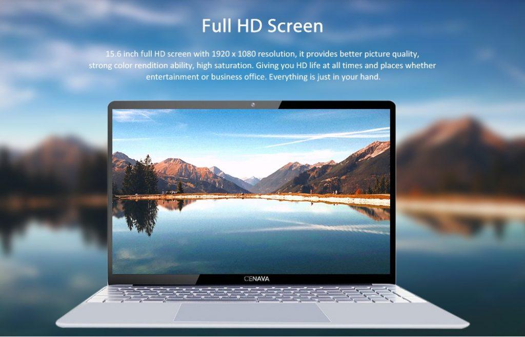 coupon, banggood, CENAVA F151 Laptop Notebook