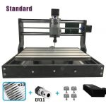 phiếu giảm giá, gearbest, CNC 3018 PRO Laser Engraver Gỗ CNC Router Machine