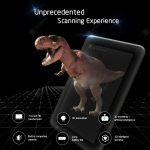 coupon, gearbest, Desktop Smart Touchscreen 3D Scanner Tanso S1 with HD Projection Preview Android Tablet Portable