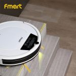 coupon, gearbest, Fmart E-R550WS Robot Vacuum Cleaner