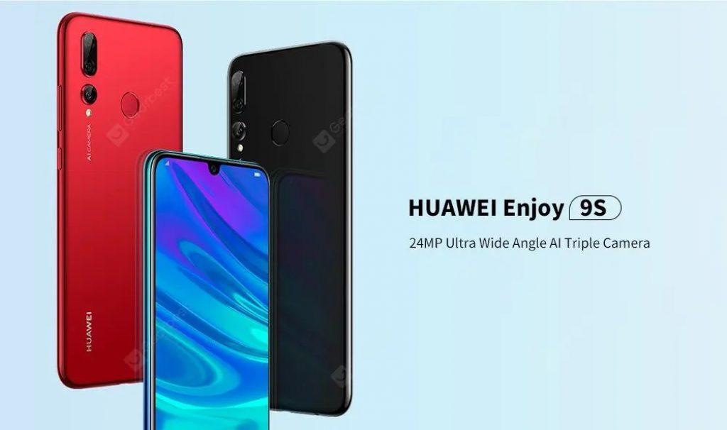 kupon, mjenjač, HUAWEI Uživajte u 9S 4G pametnom telefonu