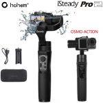 Gutschein, Banggood, Hohem iSteady Pro 2 Gimbal Verbesserte 3-Achsen-Handkamera Stabilisator Action-Kameras