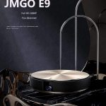 kupón, náramok, JmGO E9 Full HD 1080P 3D 4K 900 ANSI lúmenov 2 GB + 16 GB mini projektor