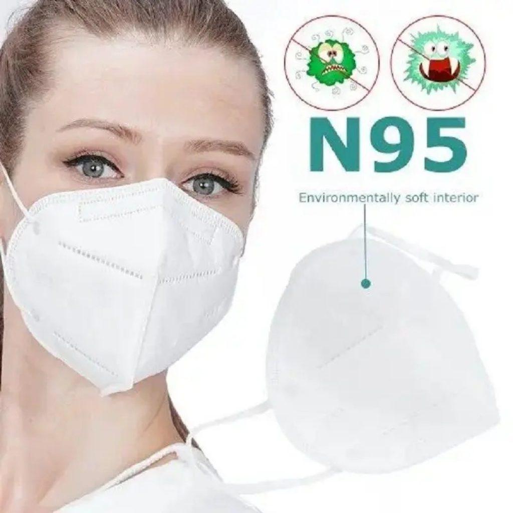 kupong, girbest, KN95 beskyttende ansiktsmaske er i samsvar med FFP2
