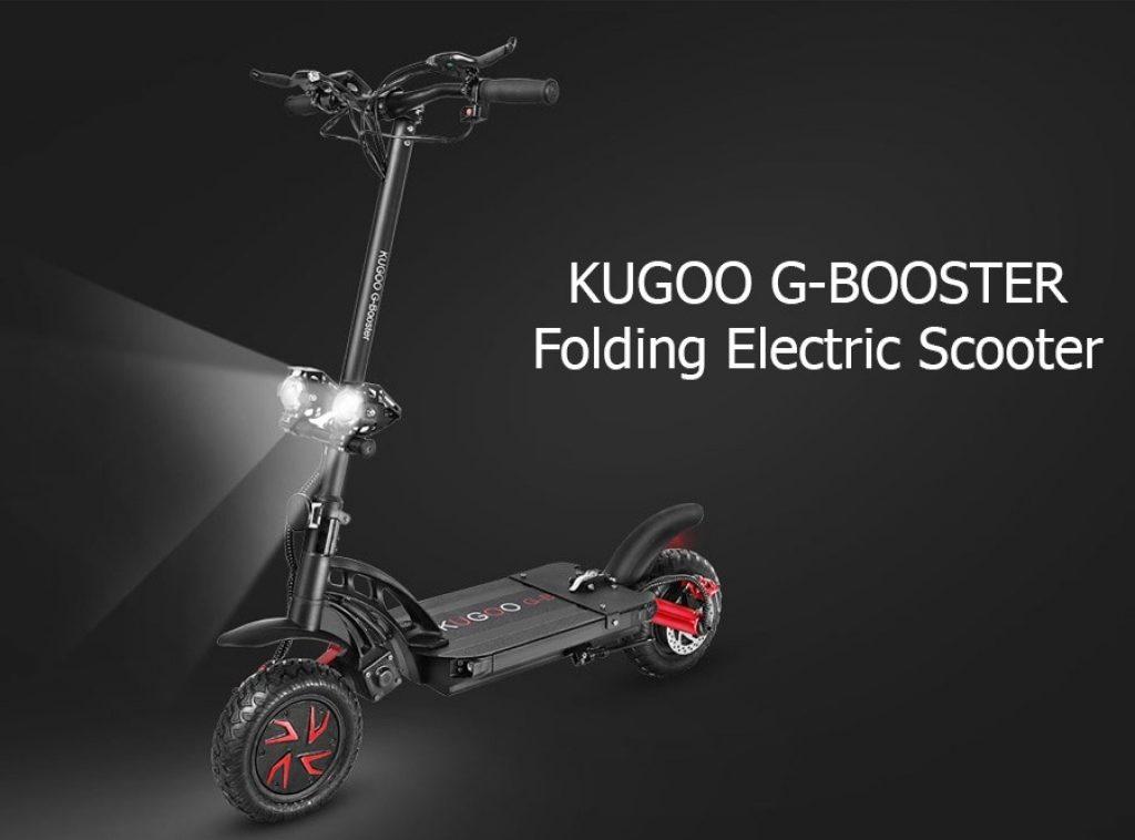coupon, geekbuying, KUGOO G-BOOSTER Folding Electric Scooter