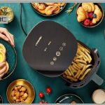 coupon, banggood, LIVEN G-5 Smart Oil-free Air Fryer from XIAOMI YOUPIN 1400W Power 2.5L Capacity Fat-free for Home