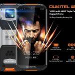 कूपन, बैंगवुड, OUKITEL WP6 ग्लोबल वर्जन स्मार्टफोन
