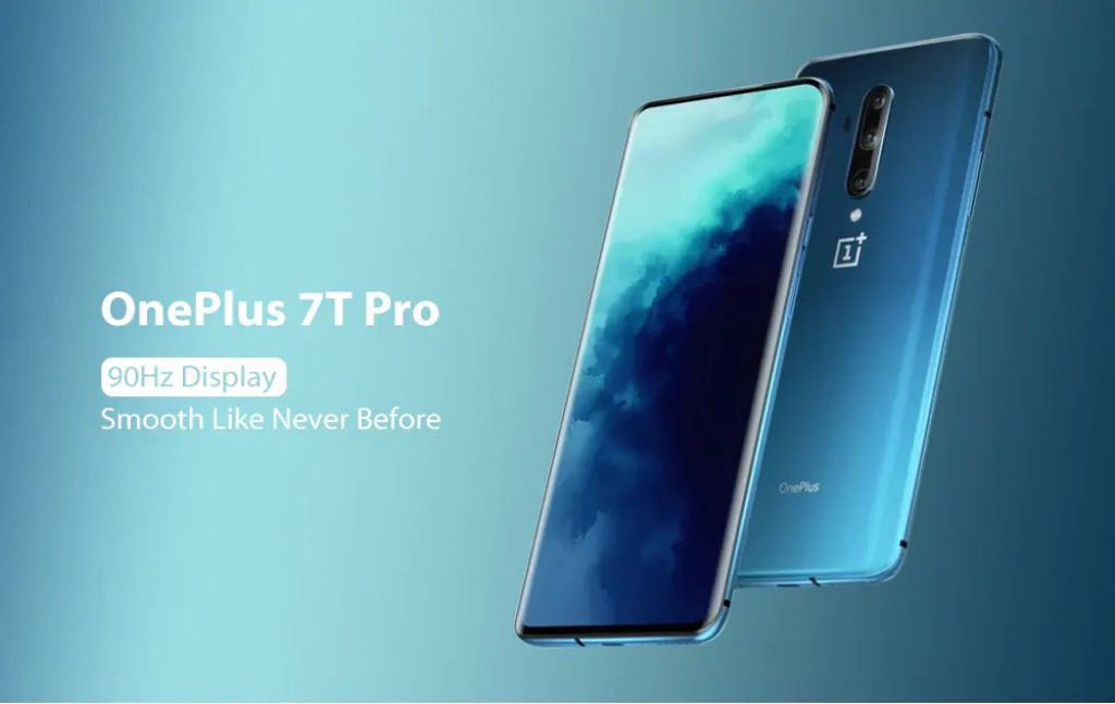 coupon, gearbest, OnePlus 7T Pro 4G Phablet Smartphone