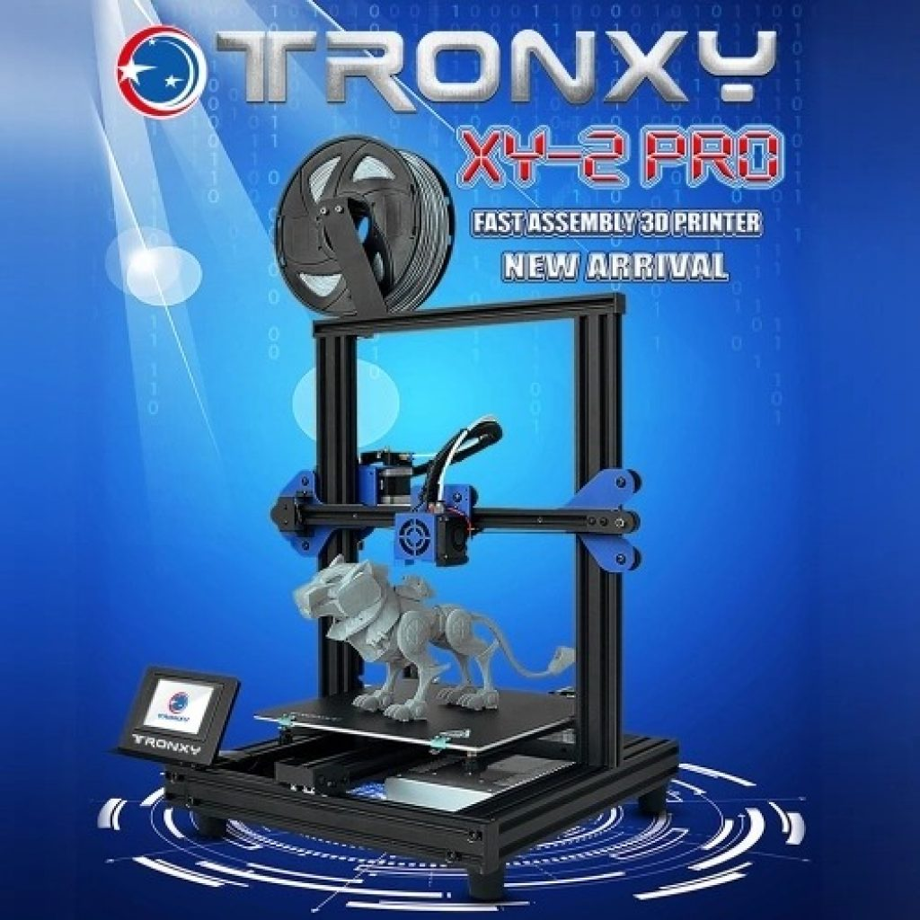 κουπόνι, tomtop, TRONXY XY-2 Pro 3D Printer Kit