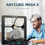coupon, gearbest, ANYCUBIC-2020-New-Facesheild-Mega-X-3D-Printer