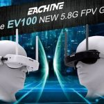 kupón, náramek, brýle Everyine-EV100-FPV