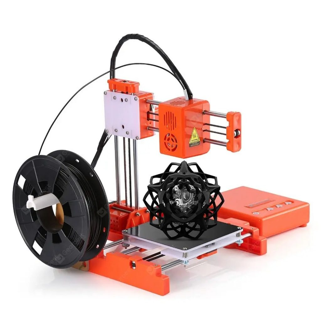 kupon, gearbest, Easythreed X1 Mini Portable FDM 3D Printer