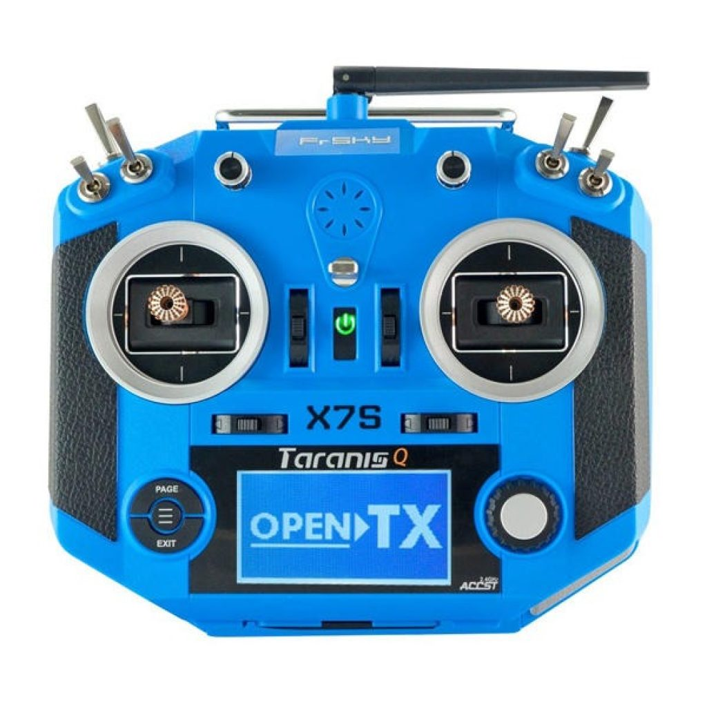 coupon, banggood, Frsky 2.4G 16CH ACCST Taranis Q X7S Transmitter Mode 2 M7 Gimbal Wireless Trainer Free Link RC Drone