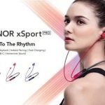 kupon, banggood, Huawei-Honor-xSport-Pro-Earphone-AM66-L-Wireless-bluetooth-5.0-Headphone-Neckband