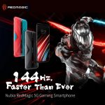 geekbuying, coupon, gearbest, NUBIA RedMagic 5G Gaming Smartphone