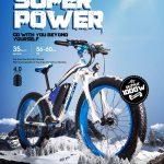 kupon, geekbuying, RICH-BIT-TOP-022-Electric-Mountain-bike